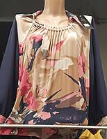 Нарядная женская блуза большого размера