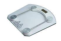 Весы напольные квадратные стеклянные 2003B до 180кг!Акция, фото 2