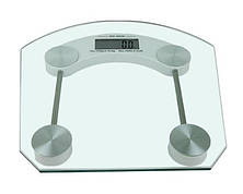 Весы напольные квадратные стеклянные 2003B до 180кг!Акция, фото 3