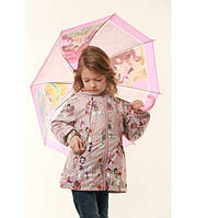 Весенняя детская ветровка Модница для девочек Размеры 116- 134