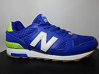 Качественные беговые кроссовки. NEW BALANCE 368 SKY BLUE мужские