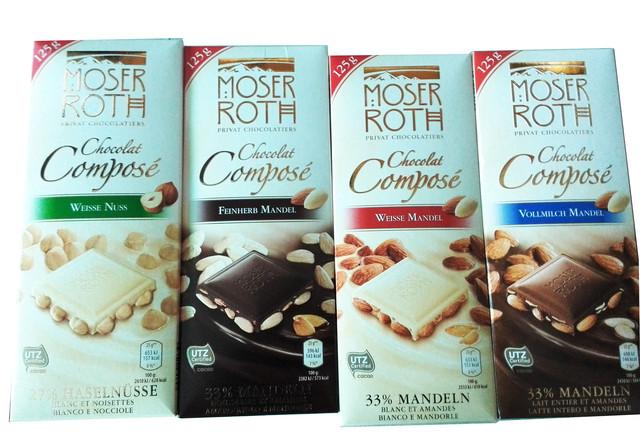 Шоколад Moser Roth купить в Киеве, Одессе, Запорожье, Харькове, Херсоне, Мариуполе по выгодным ценам
