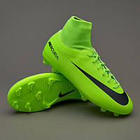 Детские футбольные бутсы Nike Mercurial Victory VI Junior Dynamic Fit FG