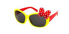 Солнцезащитные очки для девочки мода 2017 Jieniya