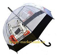 Зонт Для подростка трость полуавтомат Тауэрский мост  2203-1
