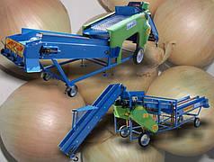 Сортировщик для картофеля и лука Gawron Mini М 647/1 Krukowiak (Польша)