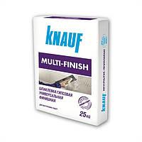 Шпаклевка гипсовая финишная KNAUF Мультифиниш 25 кг