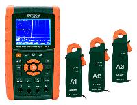Комплект клещей-пробников для анализатора кач-ва электроэнергии нализатора качества эл.энергии Extech PQ3470