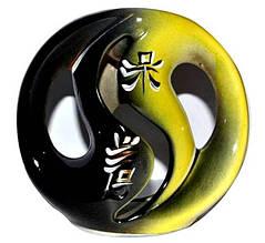 Аромалампа керамічна, Інь-Янь