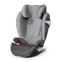Автокресло Cybex Solution M-FIX, цвет Manhattan grey-mid grey