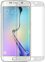 3D стекло Samsung s7 Edge, White