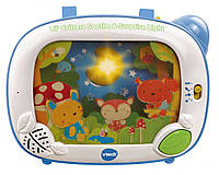 VTech Музыкальный ночник - проектор эко упаковка Lil' Critters Soothe & Surprise Light