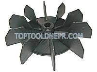 Крыльчатка для компрессора, чёрная