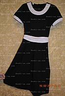 Платье школьное,р.122,128,134