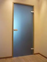 Міжкімнатні скляні двері Д-7
