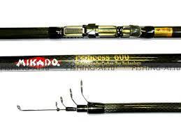 Удилище болонское MIKADO Princess 500 carbon