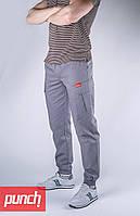 Мужские серые штаны Cargo Rush, Grey Punch