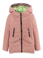 Куртка ДЕМИ на девочку, р.122-140
