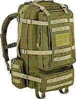 Рюкзак Defcon5 Eagle Back Pack. Объем - 100 л. Цвет - оливковый