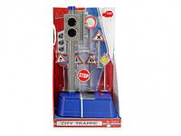 Игровой набор Dickie Toys Светофор с дорожными знаками (3741001), фото 1