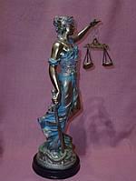 Богиня правосудия - фемида фигурка статуэтка сувенир 34 сантиметра высота