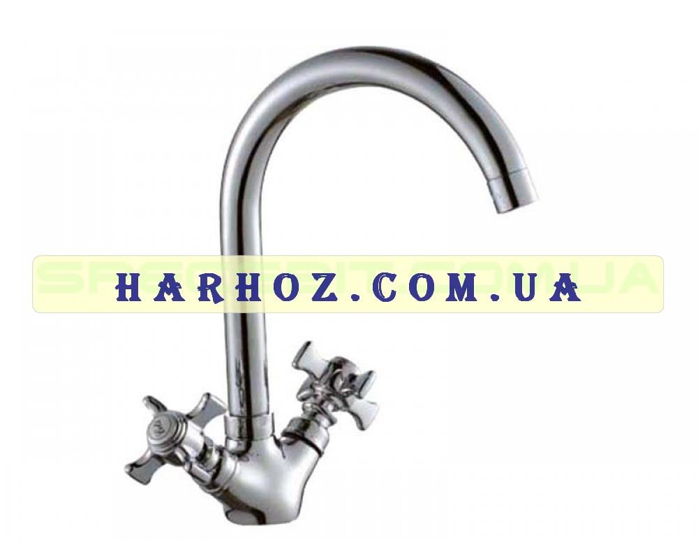 Смеситель для кухни Haiba (Хайба) Zeus 275