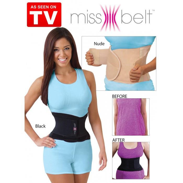 Пояс для идеальной фигуры «Miss Belt» (Мис Белт) - T100Shop! Задача и ценность - довольный клиент! в Александрии