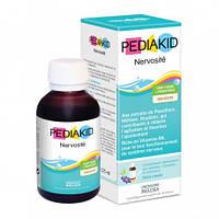 Сироп для снятия повышенной возбудимости и нервозности  Pediakid