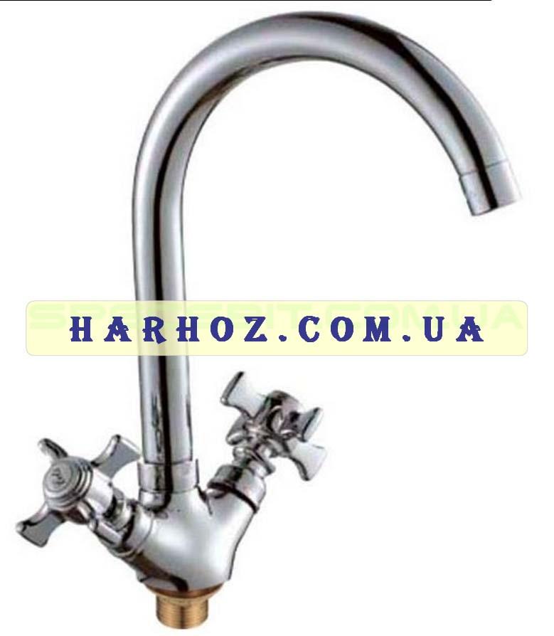Смеситель для кухни Haiba (Хайба) Zeus 275 (гайка)
