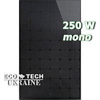 ALM-250 MONO BLACK 250 Вт солнечные панели (фотомодули, батареи) монокристал, фото 1