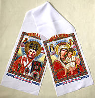 Свадебный рушник под иконы