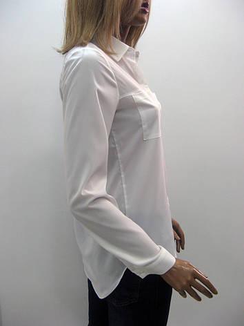 Класична біла блузка Keten, фото 2