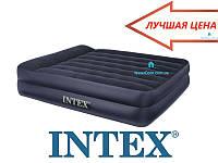 Надувная кровать Intex Pillow Rest Raised Bed 66702 с насосом