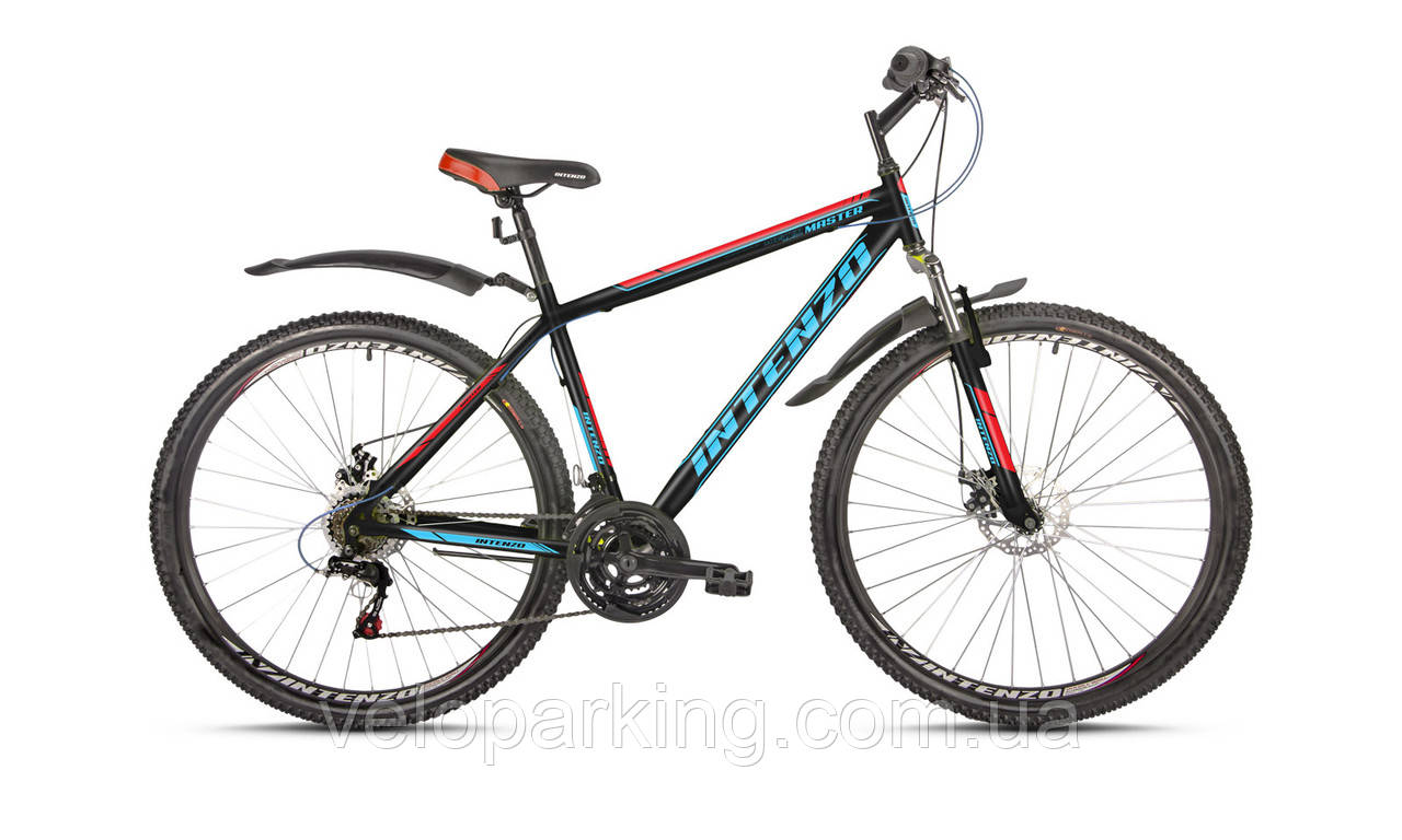 Горный велосипед Intenzo Master 29-er (2017) new