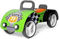 Машинка каталка деревянная Junior   Milly Mally Польша зеленый