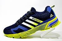 Беговые кроссовки Adidas Marathon TR13 Blue, Yellow
