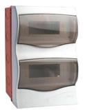 Бокс для выключателей (внутренней установки) MEKSBOX 16-на Мутлусан Щит ЩРН-В-16