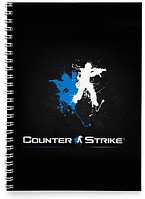 Блокнот Тетрадь Counter-Strike, №2 (Игра)