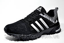 Беговые кроссовки Adidas Marathon TR15, Black, фото 2