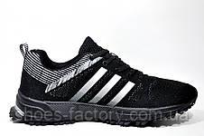 Беговые кроссовки Adidas Marathon TR15, Black, фото 3