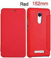 Чехол Lenuo для Xiaomi Redmi Note 3 SE / Note 3 Pro Special Edition 152 книжка red