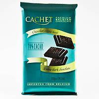 Бельгийский шоколад Cachet Dark Chocolate 70%, 300 гр