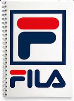 Блокнот Тетрадь Fila (Бренд, фирма)