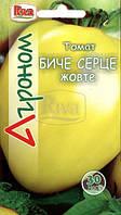 Томат Бычье Сердце Желтый