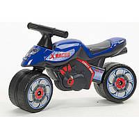 Мотоцикл толокар Moto X Racer Falk (Франция) Falk, Франция, Синий