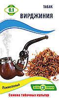 Семена Табака курительного сорт Вирджиния 0,1 гр Агролиния 123765