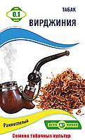 Семена Табака курительного сорт Вирджиния 0,1 гр  Агролиния 123766