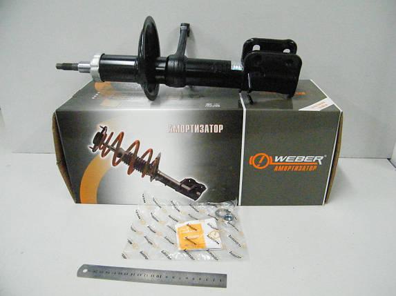 Амортизатор передний правый ВАЗ 2108, 2109, 21099, 2113, 2114, 2115, 2108-2905003,Weber, фото 2