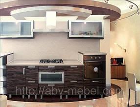 Кухня под заказ фасад МДФ пленочный