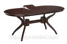 Стол обеденный Доминика раскладной 1500 венге (Domini TM), фото 2